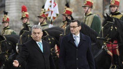 Виктор Орбан и Матеуш Моравецки разговаряха в Будапеща