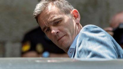 Иняки Урдангарин напуска съд в Палма се Майорка миналата седмица, където получи заповедта за влизане в затвора.
