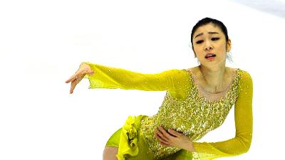 Ю На Ким прекратява състезателната си кариера