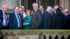 Продължават предварителните разговори за начало на коалиционни преговори в Берлин.