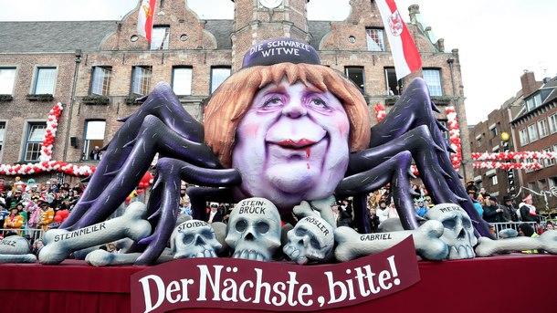В Германия отминаващата седмица бе белязана от две събития, които