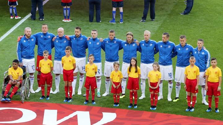 Отборът на Исландия предизвика зрителски рекорд