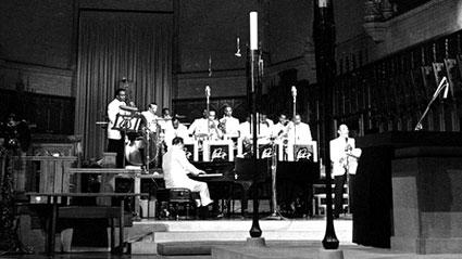 Дюк Елингтън и биг бенда му (17 септември 1965 г.)
