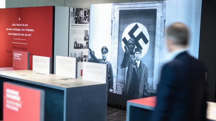 Изложба в Берлин