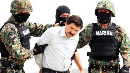 Мексиканският наркобос Ел Чапо
