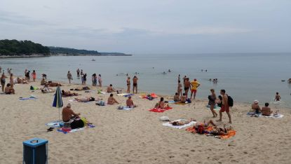 Централен плаж, Варна