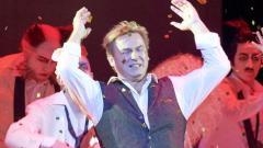 Миша Дидик в ролята на Алексей в спектакъла на Виенската опера