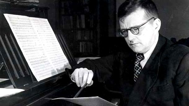 Дмитрий Шостакович.