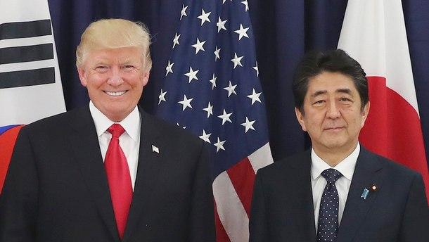 Тръмп директно е поискал от японския премиер Абе да купува американски селскостопански продукти