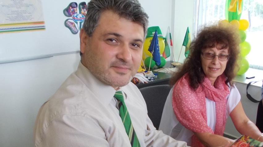 Алекси Кесяков и Маргарита Богданова