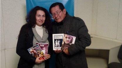 Таня и Хуан Естебан Юпанки