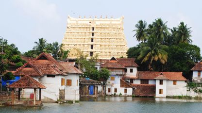 Храмът Падманапхасвами