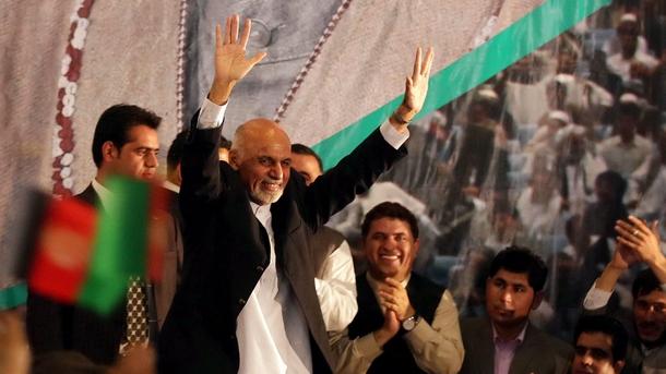 План за прекратяване на войната в Афганистан представи днес президентът