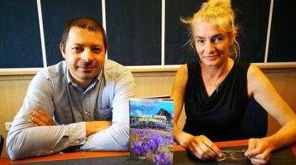 Димитър Алексов и Ива Петрони