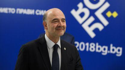 Пиер Московиси - еврокомисар по икономическите и валутните въпроси
