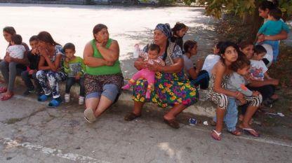 Ромските деца са най-честите жертви на склоняване към просия