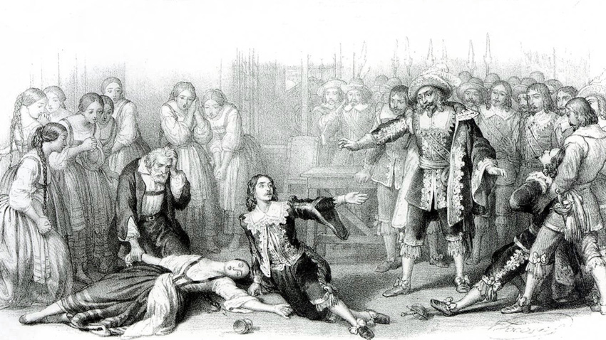 """Либрето: Салваторе Камарано по пиесата на Фридрих Шилер """"Коварство и"""