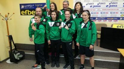 Седем състезателки ще представят България на европейското първенство бокс за жени
