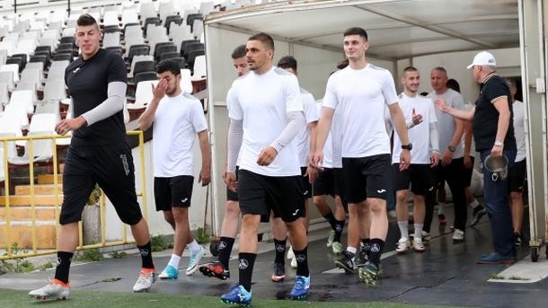 """""""Славия"""" вкара 3 гола на юношеските национали"""