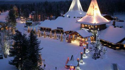 Лапландия - домът на дядо Коледа