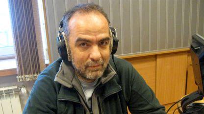 природозащитникът Тома Белев в студиото на