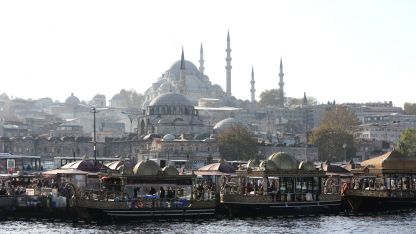 Истанбул си остава най-предпочитана дестинация за покупка на имоти от граждани на близкоизточни държави.