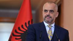 Еди Рама – премиер на Албания