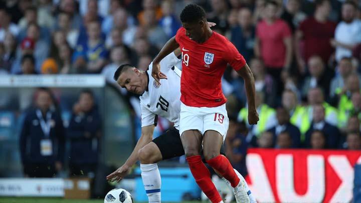 Рашфорд ще започне титуляр срещу Панама