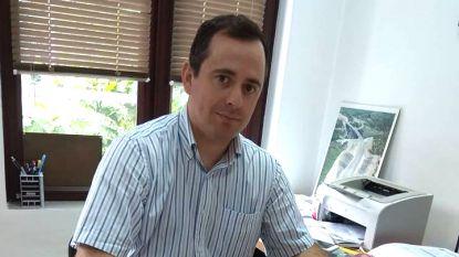 Луис Пласа Бургес е ръководител производство при строежа на Дунав мост 2.