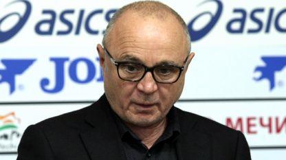 Румен Стоилов напуска президентския пост в БФ Самбо през 2017 година