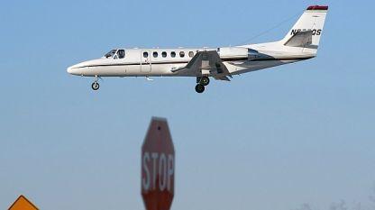 Няма потвърждение за аварирал самолет в Старозагорско