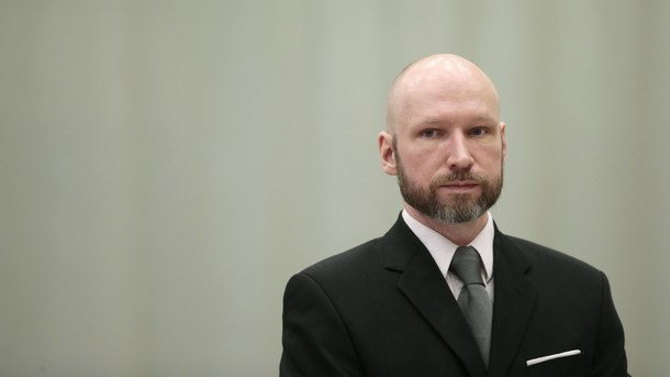 Андерш Брайвик