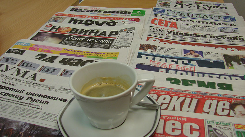 Истината в тази снимка дали не е... в кафето?
