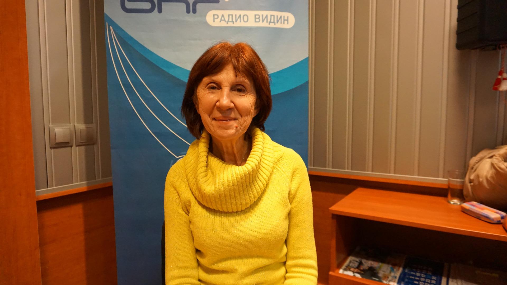 Житният режим се прави през февруари за пречистване на организма от натрупванията от зимата, обясни д-р Светла Балтова. Снимка: Радио ВИДИН