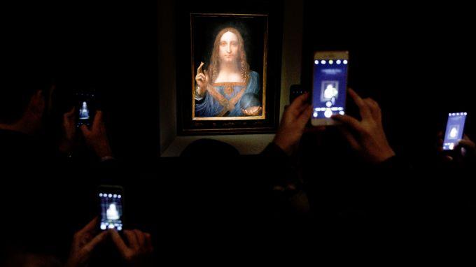 Гениалните творби на Леонардо да Винчи вероятно се дължат на смущение в зрението му