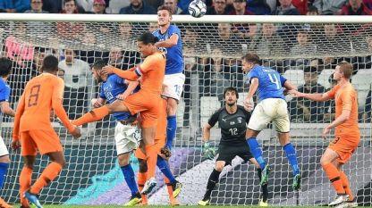 Италия-Холандия  1:1