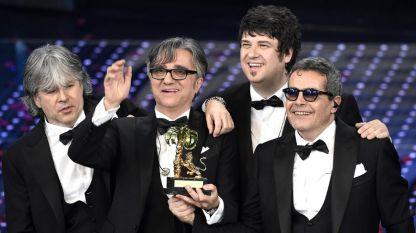 """Групата """"Стадио"""" е победител на 66-ия фестивал на италианската песен """"Санремо"""""""