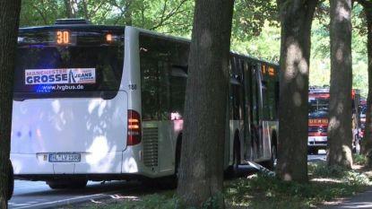 Двама от пострадалите при атаката в Любек са в тежко състояние. Нападателят е задържан.