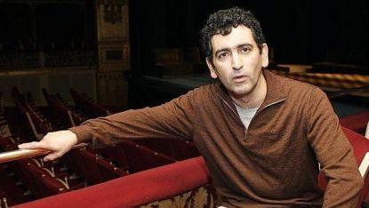 Испанският драматург и режисьор Хуан Майорга