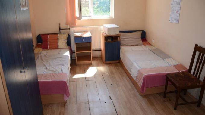 Една от стаите за възрастни в Социалния дом в Орешец