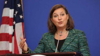 Виктория Нюланд - заместник-държавен секретар по политическите въпроси.