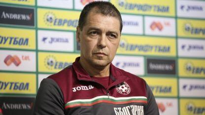 Петър Хубчев: Да си национален селекционер е престиж, по-високо е само небето