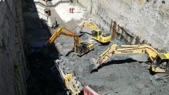 Продължава строежът на третия лъч на метрото в София