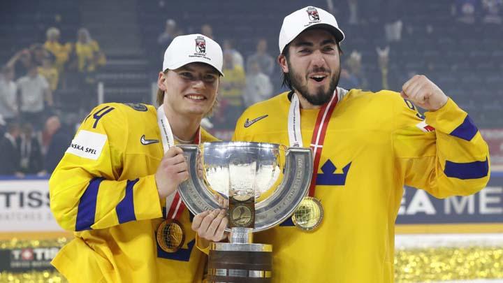 Шведите спечелиха втора поредна световна титла