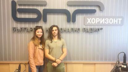 Деси Тодорова и Александър Кирилов от