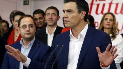Лидерът на испанските социалисти Педро Санчес