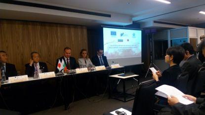 Открытие болгаро-японского бизнес форума
