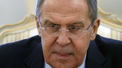 Руският външен министър Сергей Лавров