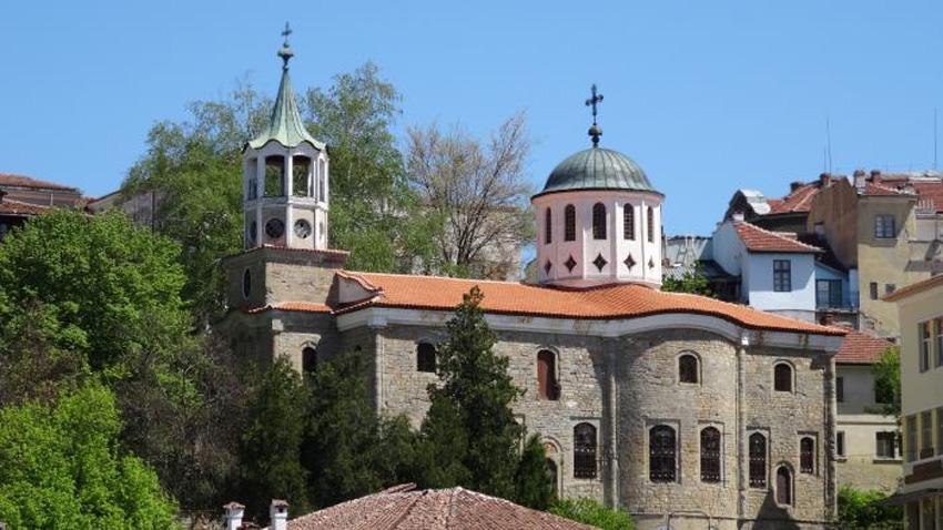 The Church of St. St. Constantine and Helena in Tarnovo