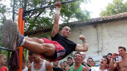 Фитнес почитателите също има какво да видят и да направят